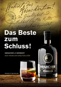 Absacker of Germany - Kampagne - Wahret das Absackertum